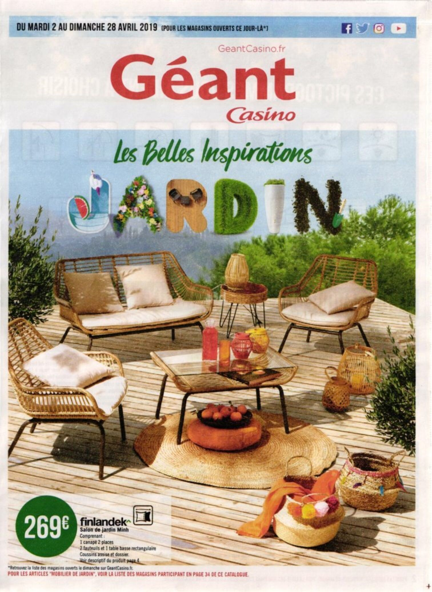 Quoty | France | Catalogues | LES BELLES INSPIRATIONS JARDIN